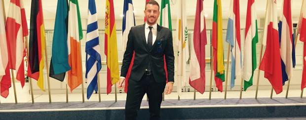 Visita al Parlamento Europeo di Bruxelles
